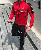 Мужской стильный спортивный костюм adidas(топ-реплика)