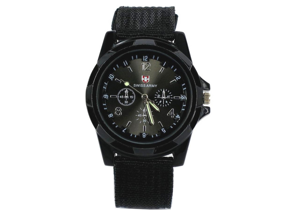 Часы Gemius ARMY черный