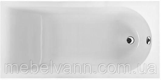 Ванна акриловая KOLO Mirra 140х70 см с ножками