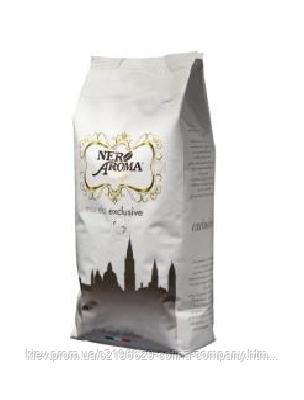 Кава в зернах Aroma Nero EXCLUSIVE,1 кг