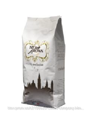 Кофе в зернах Nero Aroma EXCLUSIVE,1 кг