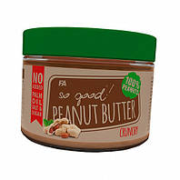 Арахисовое масло Fitness Authority Soo Good Peanut Butter Crunchy 900g