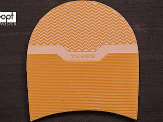 Набойка полиуретановая BISSELL, арт.6007, цв. бежевый