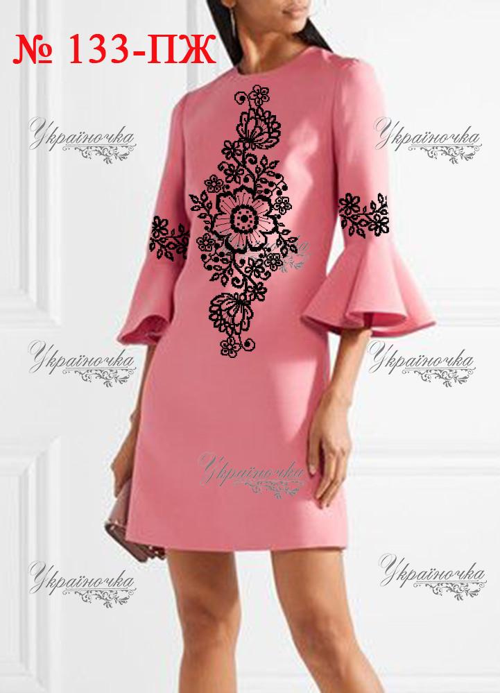 Заготовка женского платья №133