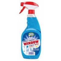 WINDOW PLUS Средство для мытья окон распылитель 500 мл.