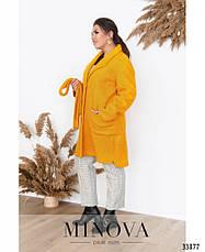 Пальто женское 48,52, фото 2