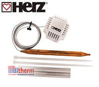 Термоголовка Herz с выносным датчиком 20-50 °С