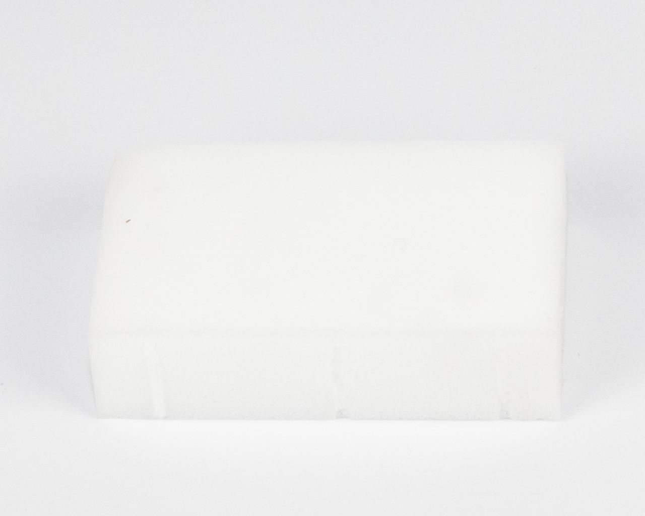 Губка Міроклін біла, проти плям, 10*6 см, Vileda