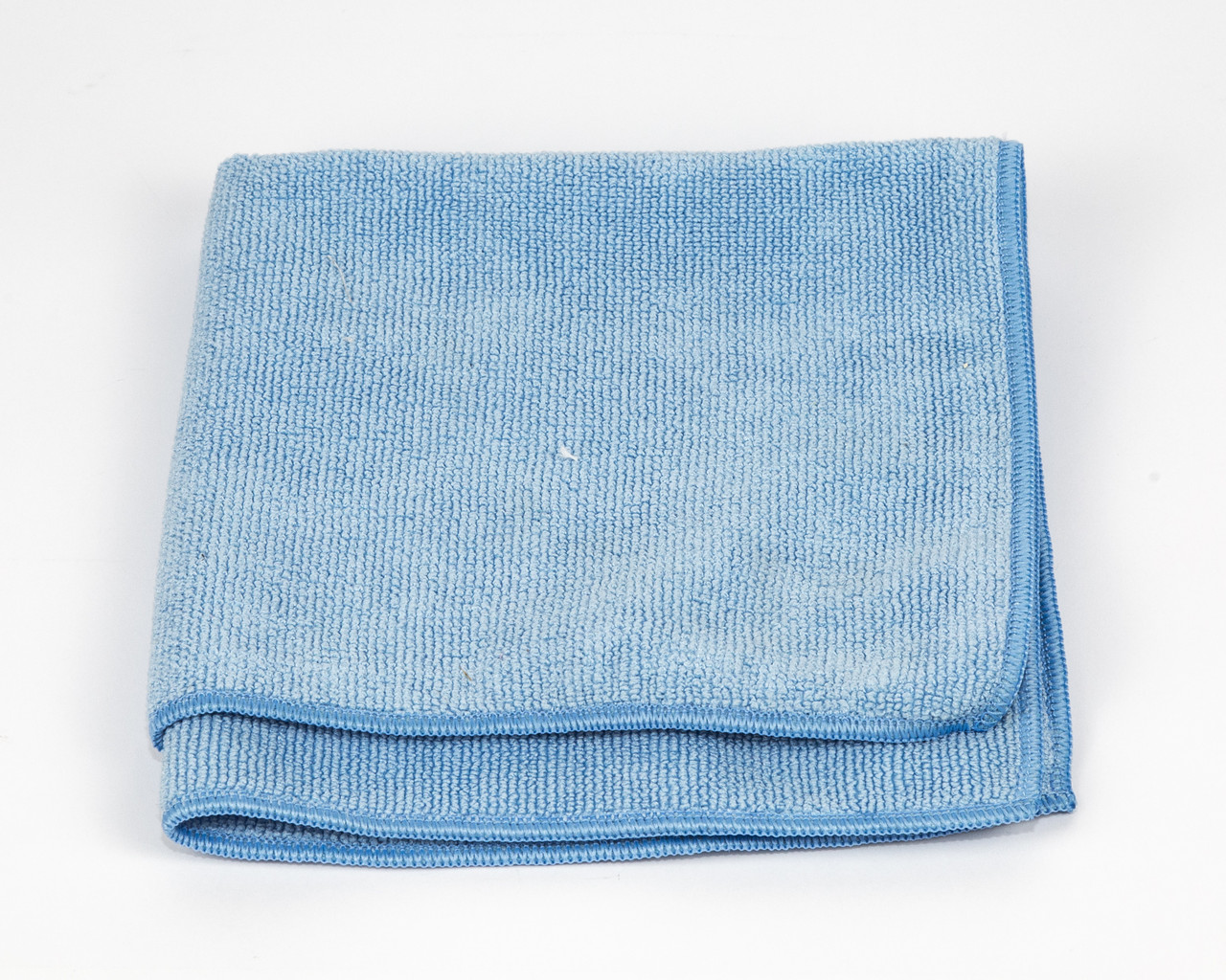 Серветка мікрофібра Мікро Тафф плюс 38*38 см, блакитна, Vileda