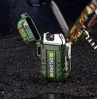 USB зажигалка электроимпульсная походная