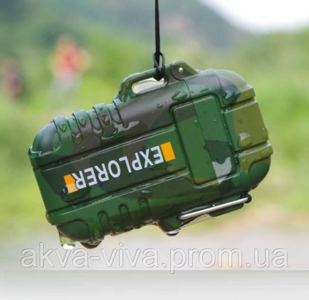 USB зажигалка электроимпульсная походная (ЮСБ-104)