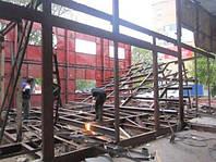 Демонтаж металлических конструкций, фото 1