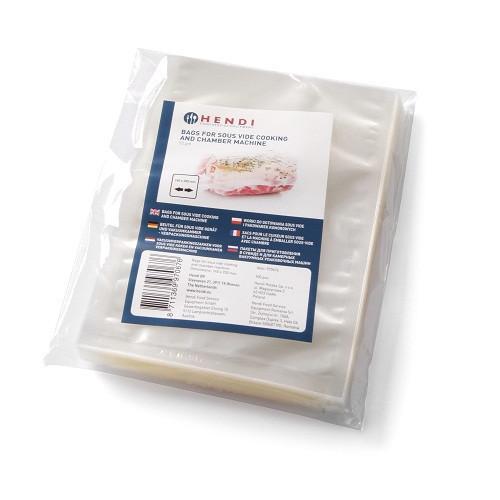 Пакеты для вакуумной упаковки 140x200 мм - 100 шт. 970607 Hendi (Нидерланды)