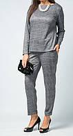 Костюм  женский кофта длинный рукав  брюки деловой от бренда Adele Leroy