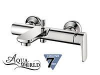 Смеситель для ванны Aqua-World СМ35Лн.12