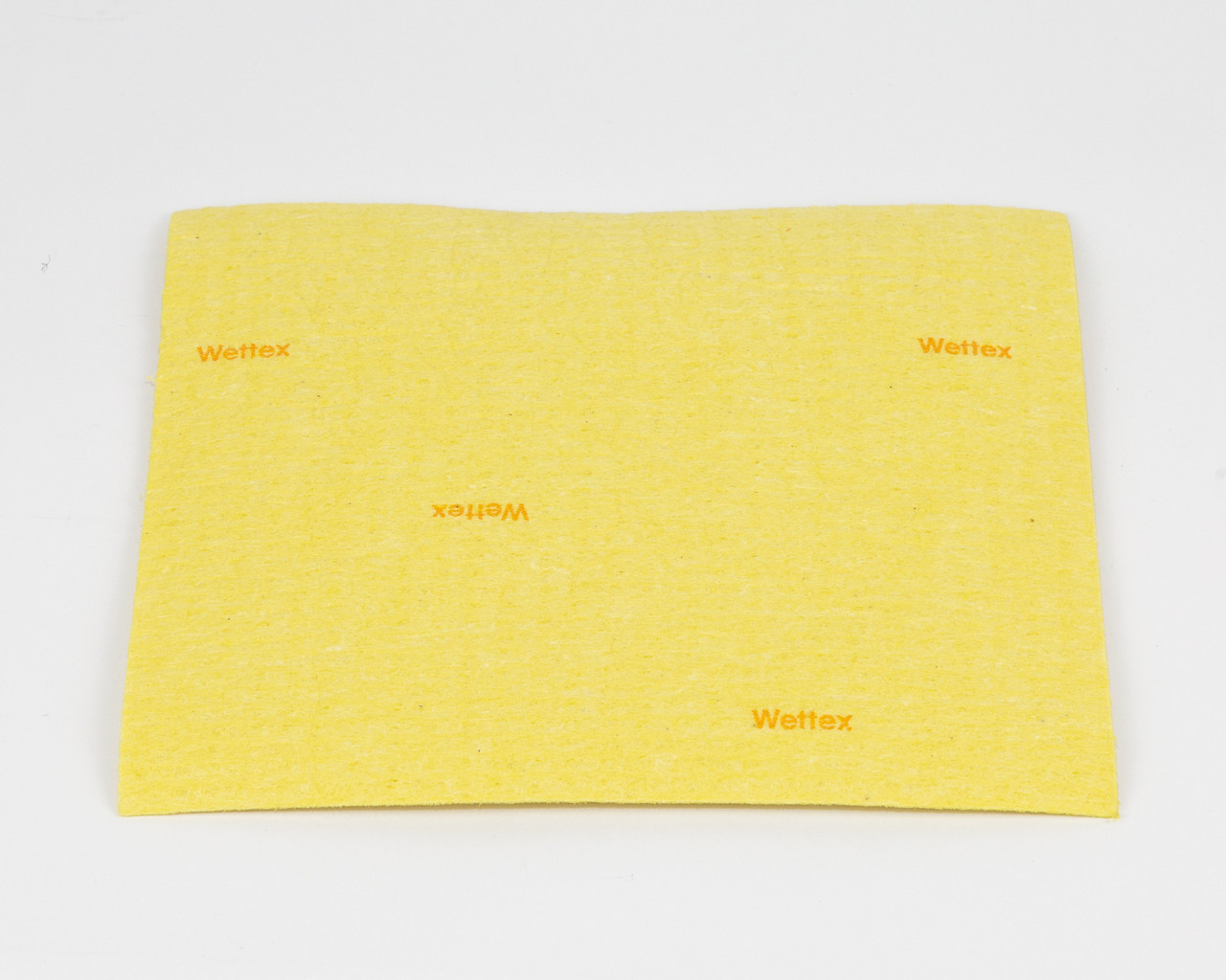 Серветка - губка Веттекс целлюлозна, 17х20 см, жовта, Vileda