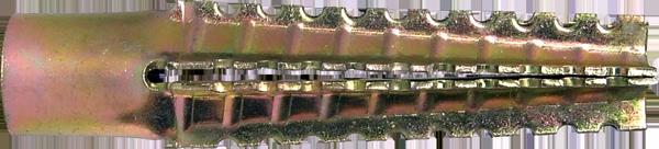 Анкер металевий для пінобетону 8х60, цж