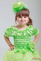 Карнавальный костюм Капуста для девочки, фото 1