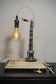 Настільна лампа Pride&Joy Industrial 02W