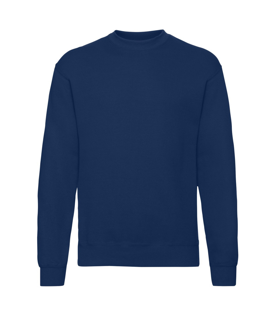 Мужской свитер-реглан темно-синий 202-32