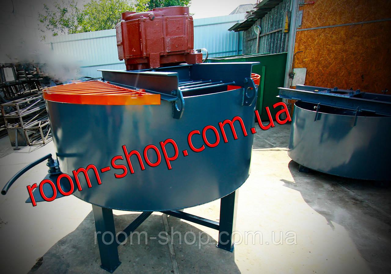 Бетоносмеситель (смеситель, бетономешалка,) объемом 200 л.