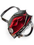 Кожаная сумка Vanesa 6762-11, фото 3