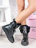 Ботинки кожаные Фиона 6776-28, фото 2