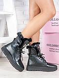 Ботинки кожаные Фиона 6776-28, фото 3