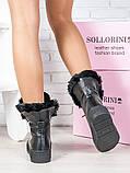 Ботинки кожаные Фиона 6776-28, фото 4