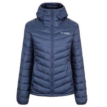 Женская куртка Columbia Snow Country Hooded Jacket с Omni-Heat 3D