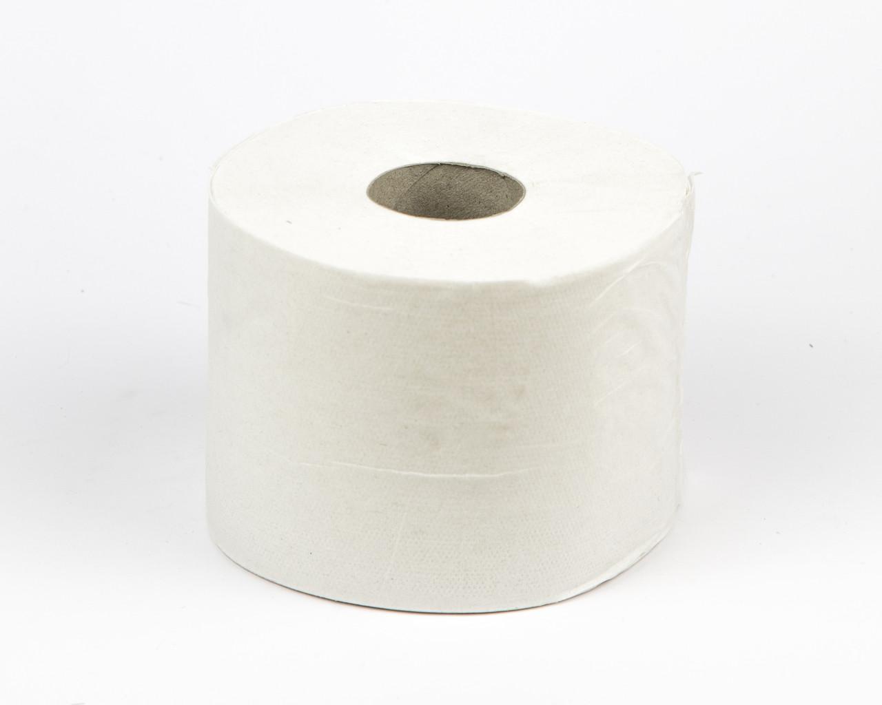 Папір туалетний білий в рулонах, 2 шари, 75 м, Scott Kimberly-Clark