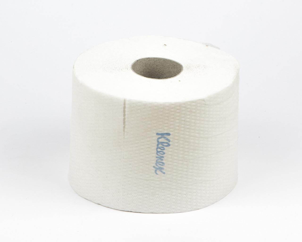 Папір туалетний білий в рулонах, 3 шари, 42м, Kleenex Kimberly-Clark
