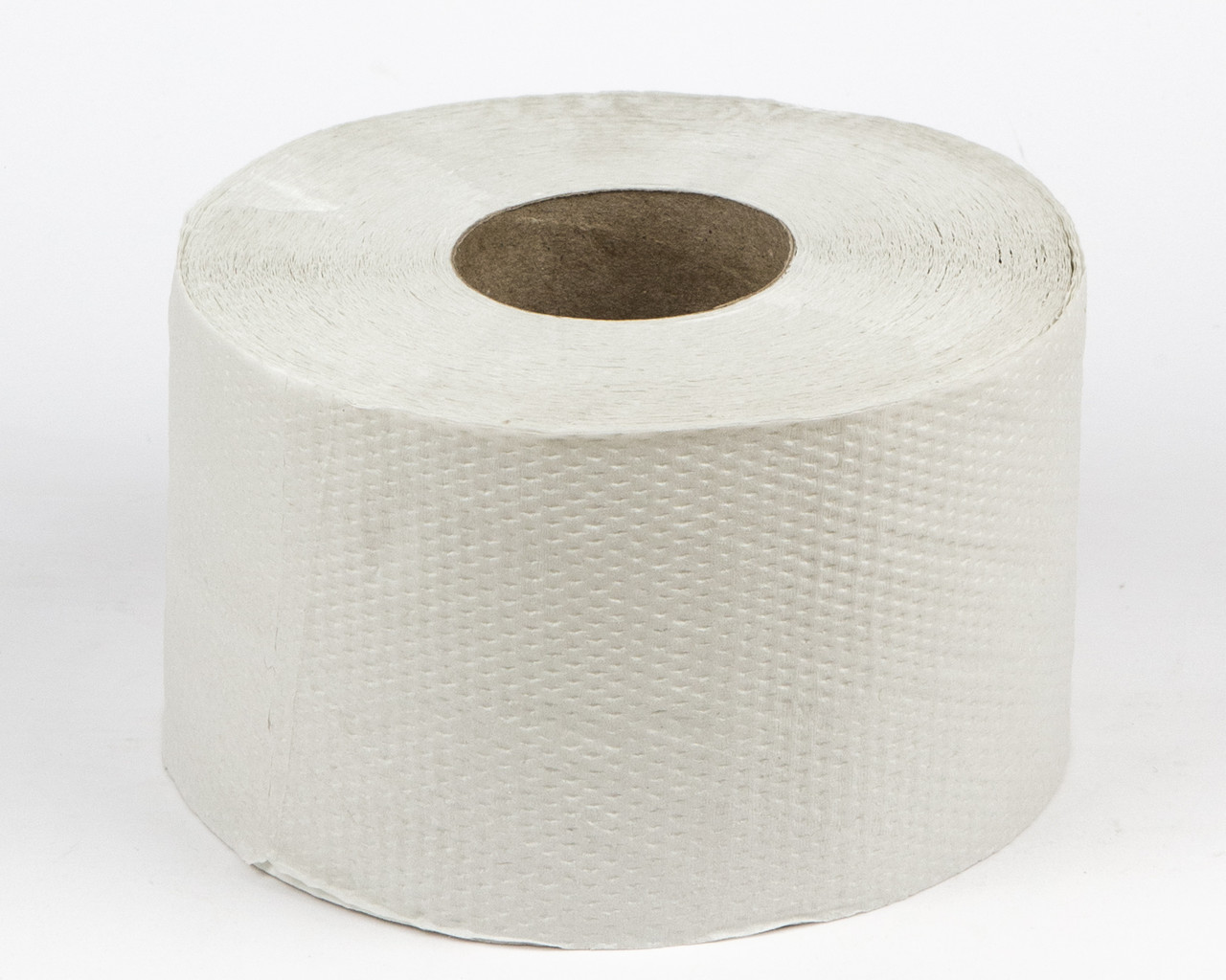 Папір туалетний білий в рулонах Джамбо, 1 шар, 120м, PRO3