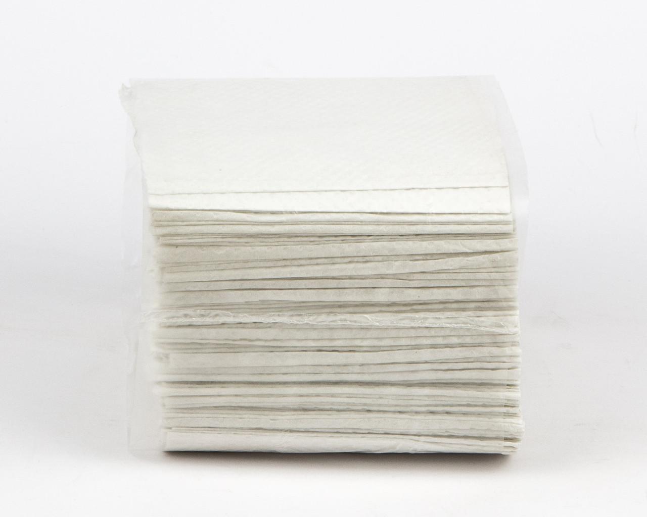 Папір туалетний складений, 1 шар, 250 аркушів, PRO3