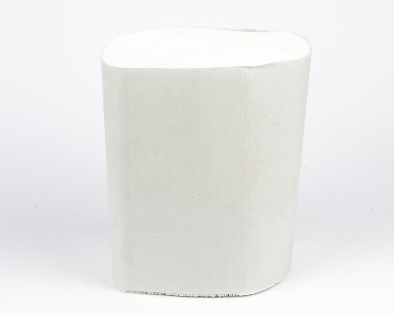 Папір туалетний складений, 1 шар, 500 аркушів, Kimberly-Clark