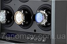 Шкатулка для подзавода часов, тайммувер для 6-и часов Rothenschild RS-6160-6TBD, фото 3