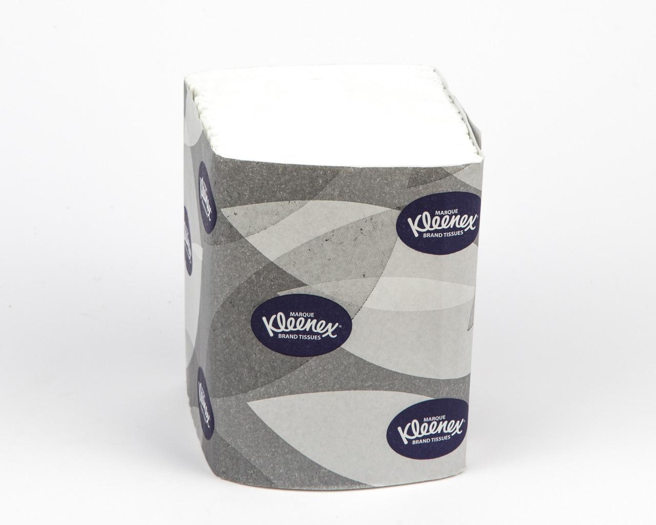 Папір туалетний складений, 2 шар, 200 аркушів, Kimberly-Clark