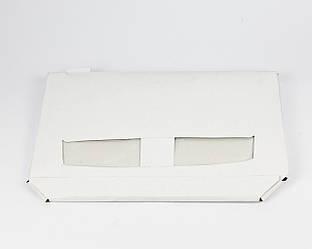 Накладки паперові на сидiння унiтазу 1/2, 250 шт