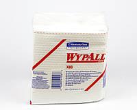 Протиральний матеріал WYPALL X80 в пачці, білий, 105 гр/м2,  50 аркушів, 1 шар, Kimberly-Clark