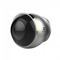 "3 Мп панорамная Wi-Fi камера с эффектом ""рыбий глаз"" Ezviz CS-CV346-A0-7A3WFR"