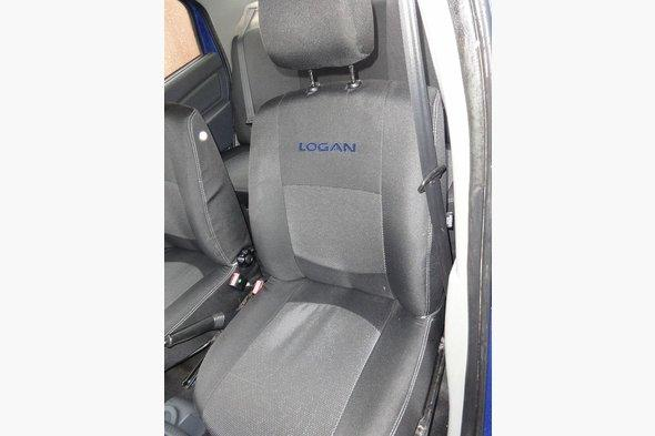 Авточехлы (тканевые, Classik) Dacia Logan I 2005-2008 гг.