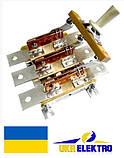 Разъединитель  РЕ19-35-311100 250А трехполюсный переднего присоединения с центральной рукояткой, фото 2