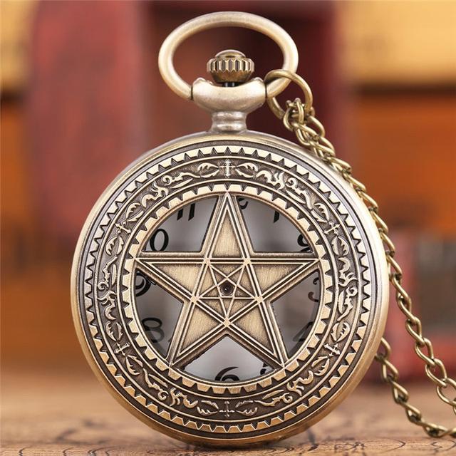 карманные часы Сверхъестественное / Supernatural