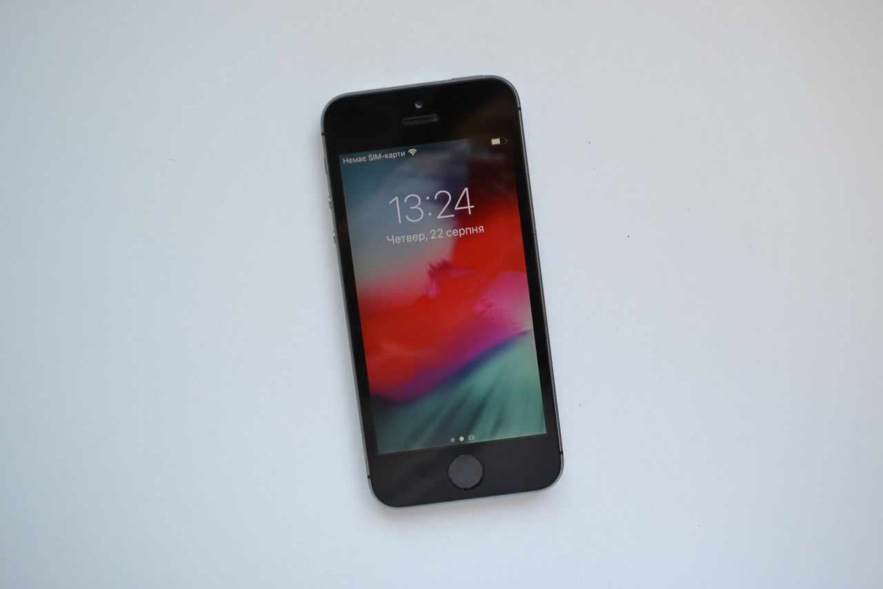 Apple Iphone 5s 16Gb Space Gray Neverlock Оригинал!