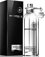Лицензия парфюмированная вода Montale Wood Spices (Унисекс) 100 мл