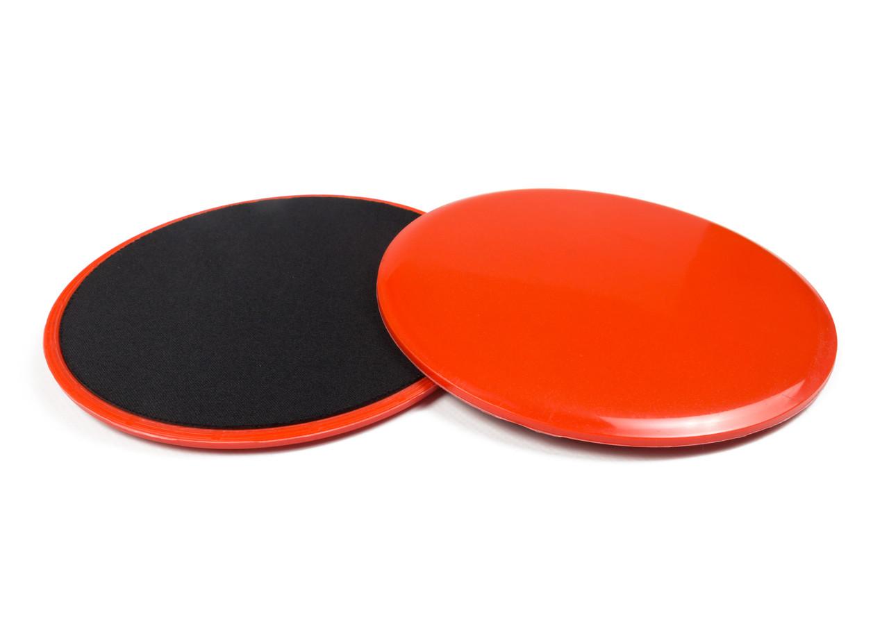 Фитнес-диски для глайдинга-скольжения Gliding Discs