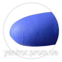 Нітрилові рукавички Фіолетові Mercator Medical Nitrylex Basic (100шт/уп), фото 3