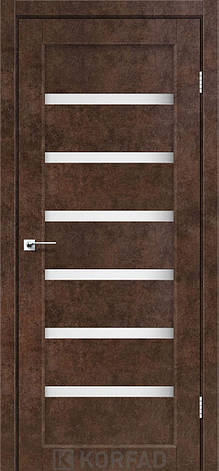 Двери KORFAD PR-01 Полотно+коробка+1 к-кт наличников, эко-шпон, фото 2