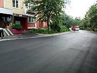 Асфальтирование дворов в Вышгороде