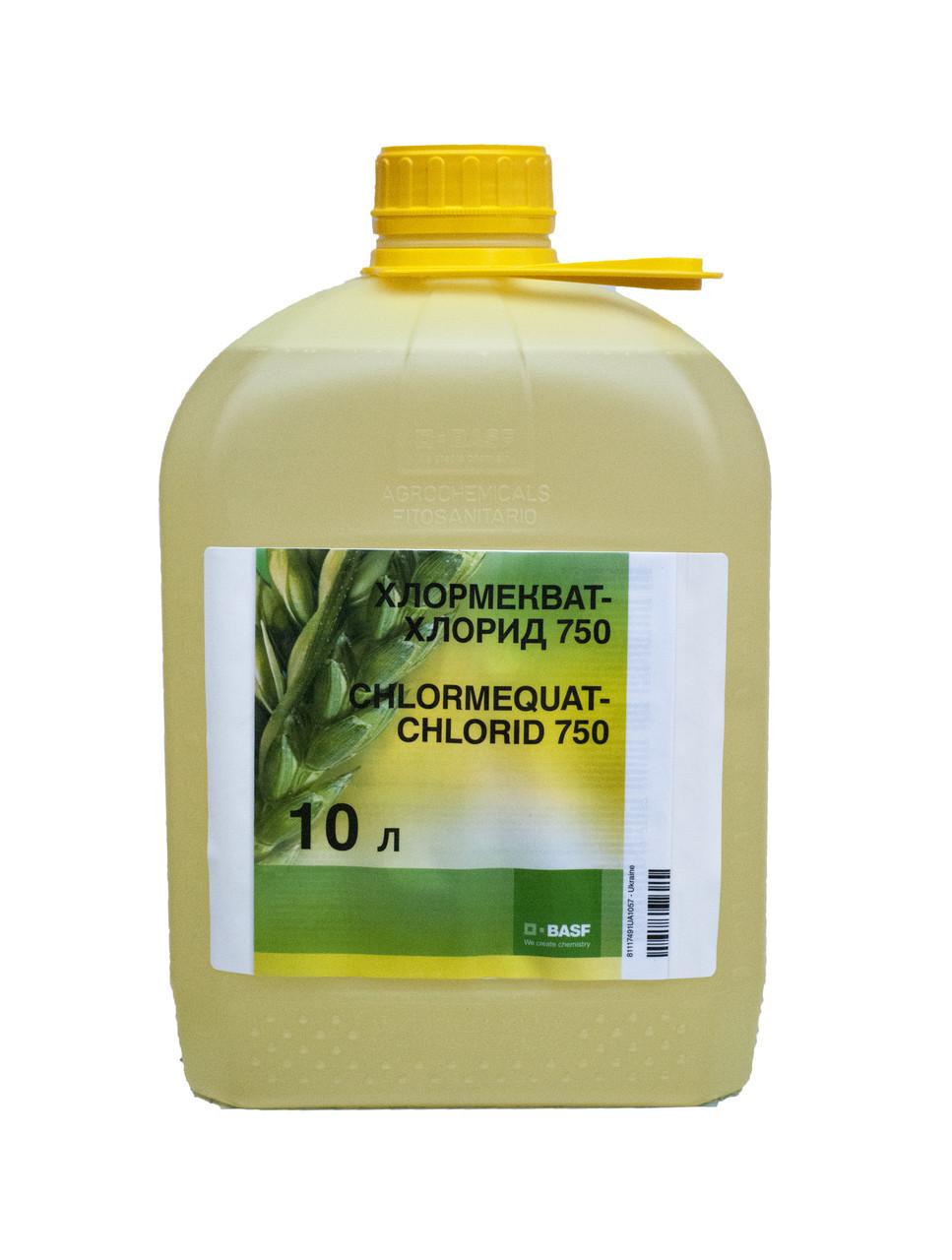 Регулятор роста Хлормекват-Хлорид, 10 л